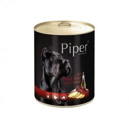 Mokra karma dla psa Piper Animals z wątrobą wołową i ziemniakami 800 g