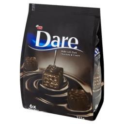 Dare Wafel w czekoladzie deserowej z kremem kakaowym
