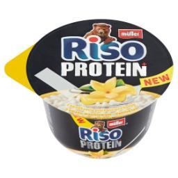 Riso Protein Deser mleczno-ryżowy o smaku waniliowym
