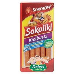 Kiełbaski Sokoliki