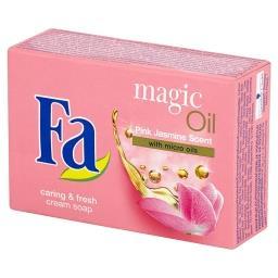 Magic Oil Pink Jasmine Kremowe mydło w kostce