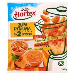Zupa dyniowa na 2 sposoby