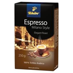Espresso Milano Style Elegant Roast Kawa palona mielona