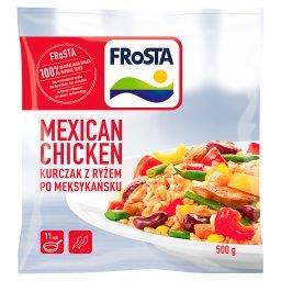 Mexican Chicken Danie meksykańskie