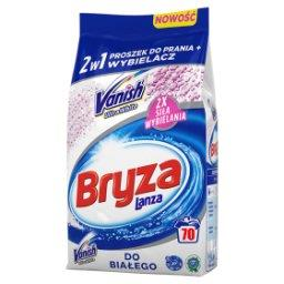 Lanza Vanish Ultra White Proszek do prania + wybielacz 2w1 do białego  (70 prań)