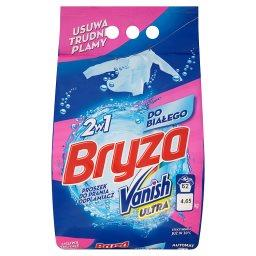 Vanish Ultra 2w1 do białego Proszek do prania i odplamiacz  (62 prania)