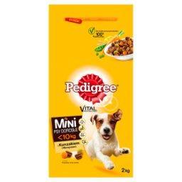Vital Protection Mini Psy dorosłe <10 kg Karma z kur...
