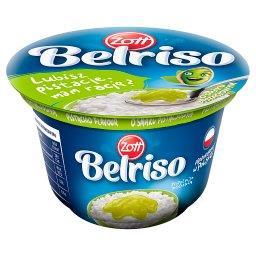 Belriso Deser mleczny z ryżem i sosem truskawkowym