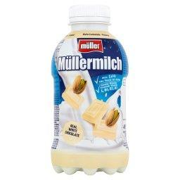 Milch Napój mleczny o smaku białej czekolady i pistacji