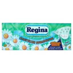Chusteczki higieniczne rumiankowe 4-warstwowe 10 paczek po 9 chusteczek