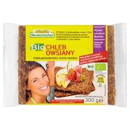 Bio Chleb pełnoziarnisty żytnio-owsiany
