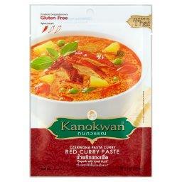 Czerwona pasta curry