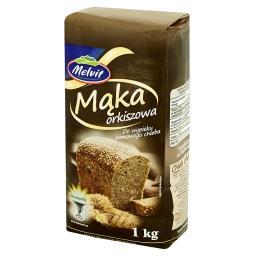 Mąka orkiszowa do wypieku domowego chleba