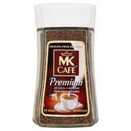 Premium do picia z mlekiem Kawa rozpuszczalna