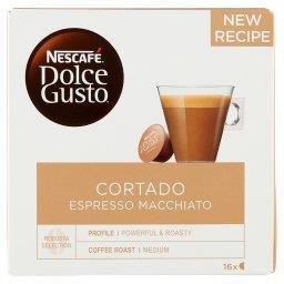 Dolce Gusto Cortado Espresso Macchiato Kawa w kapsułkach 100,8 g (16 x )