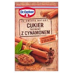 Ze świata natury Cukier trzcinowy z cynamonem