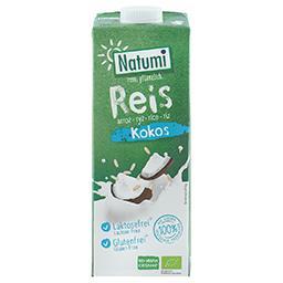 Napój ryżowo kokosowy bezglutenowy bez cukru UHT 1 l
