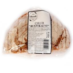 Chleb rustykalny mieszany 450g krojony