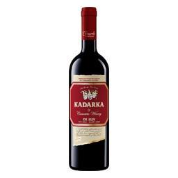 Wino Kadarka concerto czerwone półsłodkie 0,75l