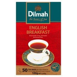 English Breakfast Czarna herbata 100 g (50 torebek)