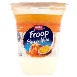 Froop Smoothie Brzoskwinia-Marakuja Produkt mleczny