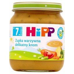 BIO Zupka warzywna delikatny krem po 7. miesiącu