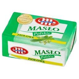Masło Polskie ziołowe