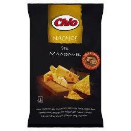Nachos Ser Maasdamer Chipsy kukurydziane