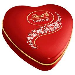 Lindor Pralinki z czekolady mlecznej z nadzieniem