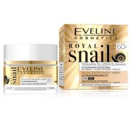 Royal Snail Skoncentrowany krem ultranaprawczy 60+