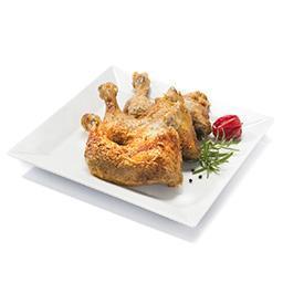 Podudzie z kurczaka pieczone
