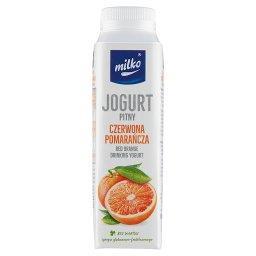 Jogurt czerwona pomarańcza