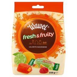 Fresh & Fruity Galaretki nadziewane