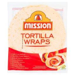 Tortilla Wraps Tortilla pszenna  (4 sztuki)