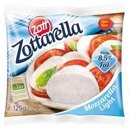 Arella Light Ser mozzarella 125 g