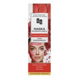 Carbon&Clay maska rozświetlająca z glinką czerwoną 30 ml