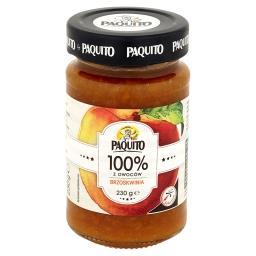 100% z owoców Brzoskwinia Produkt owocowy