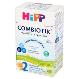 Combiotik 2 Ekologiczne mleko następne dla niemowląt po 6. miesiącu