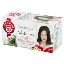 Herbata biała o smaku jabłka i kwiatu czarnego bzu 25 g