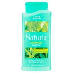 Naturia Szampon pokrzywa zielona herbata
