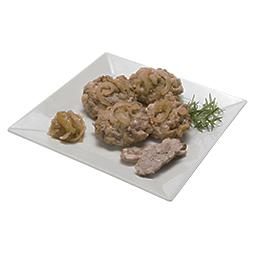 Stek wieprzowy z cebulką