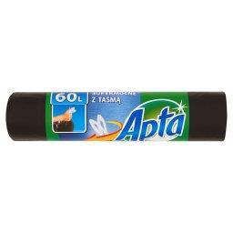 Worki LDPE na śmieci 10 sztuk