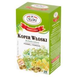 Herbatka ziołowa koper włoski  (20 x 1,5 g)