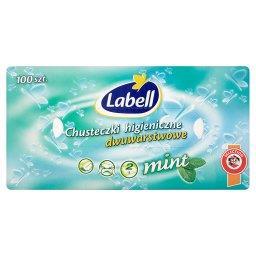Chusteczki higieniczne dwuwarstwowe Mint