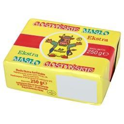 Masło gostyńskie