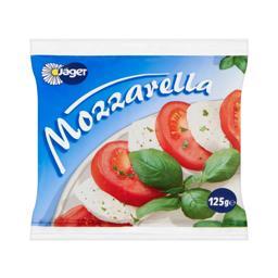 Mozzarella w solance 125g jaeger