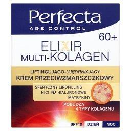 Age Control Elixir Multi-Kolagen 60+ Krem przeciwzmarszczkowy na dzień i noc