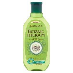 Botanic Therapy Szampon do włosów normalnych Zielona herbata eukaliptus & cytrus
