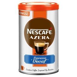 Azera Espresso Decaf Bezkofeinowa kawa rozpuszczalna