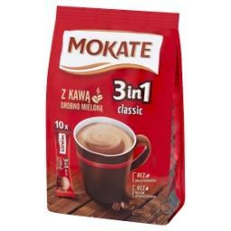3in1 Classic Rozpuszczalny napój kawowy w proszku 170 g